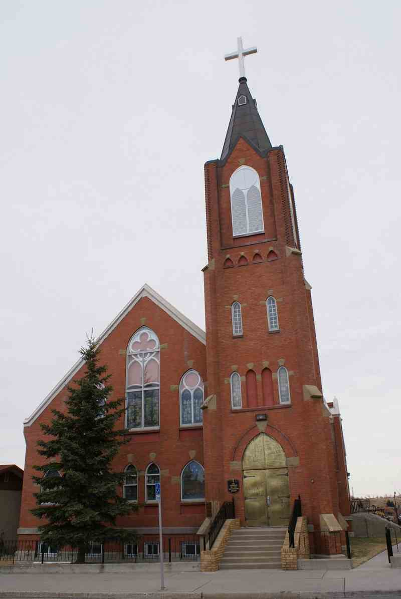 St Matthew Lutheran Church Calgary